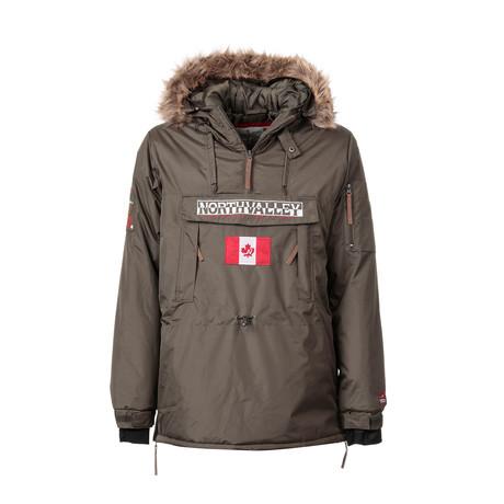 Stopperkaki Pop-Over Jacket // Khaki (S)