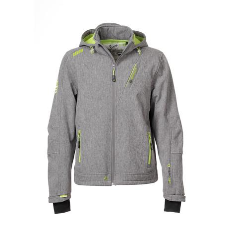 Smith Softshell Jacket // Gray (S)