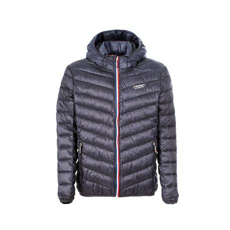Mylannoir Light Hooded Jacket // Black (S)
