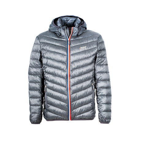 Mylangris Light Hooded Jacket // Gray (S)