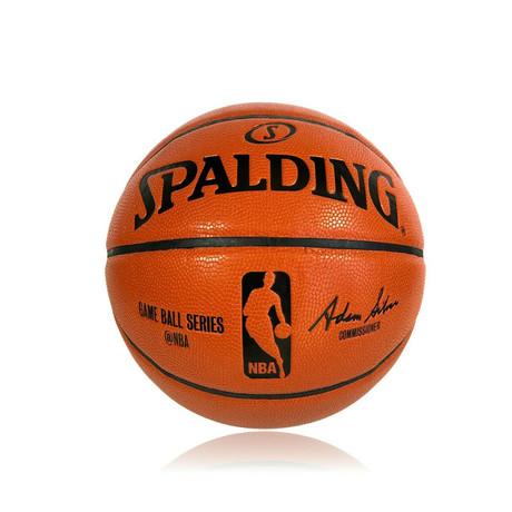Lonzo Ball // Signed NBA Basketball