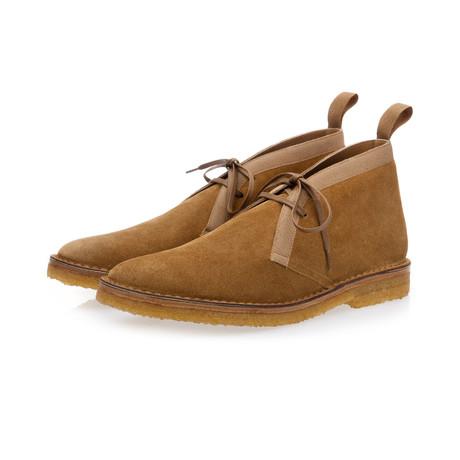 Arkadelphia Softy Desert Boots // Caramel (Euro: 39)