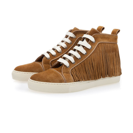 Manzanares Softy High Top // Caramel (Euro: 39)