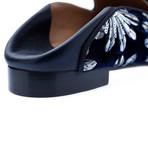 Harley Velin Demi Slippers // Navy (Euro: 46)