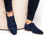 Polin Velukid Lace Ups // Navy (Euro: 47)
