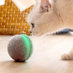 Smart Interactive Pet Toy // Wicked Ball (Dog // Blue)