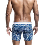 Hipster Boxer Brief // Crete (L)