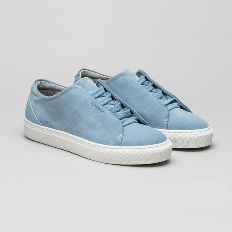 Minimal Low V7 // Artic Blue Suede (Euro: 40)