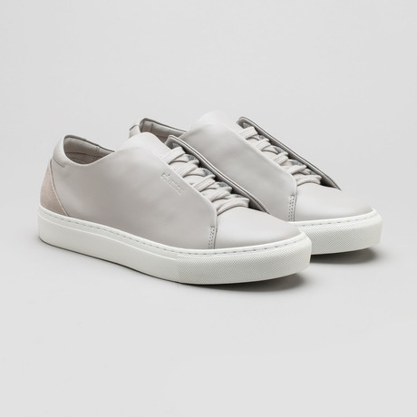 Minimal Low V5 // Light Gray Leather (Euro: 40)
