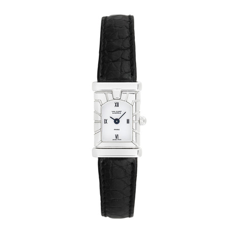 Van Cleef & Arpels Ladies Façade Quartz // 531963T5 // Pre-Owned