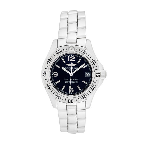 Breitling Ladies Colt Ocean SQ Quartz // Pre-Owned