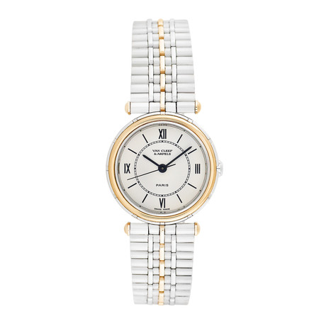 Van Cleef & Arpels Ladies LA Collection Quartz // Pre-Owned