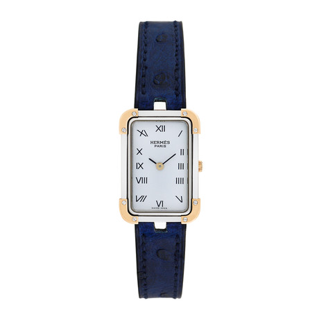 Hermes Ladies Croisiere Quartz // Pre-Owned