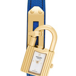 Hermes Ladies Kelly Lock Quartz // Pre-Owned