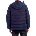 Cline Jacket // Navy Blue (M)