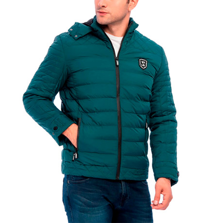 Ismal Jacket // Teal (S)