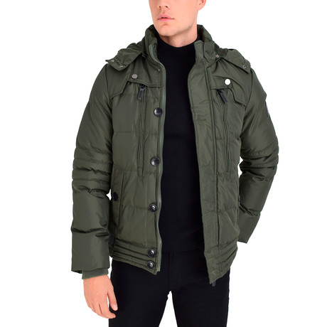 Phillip Jacket // Green (S)