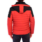 Matteo Jacket // Orange (L)