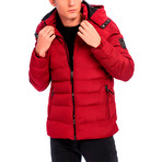 Harry Jacket // Red (M)