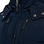 Leo Jacket // Navy Blue (S)