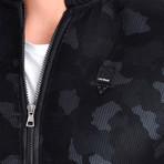 Chris Vest // Black Camo (S)
