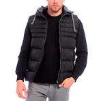 Ciaran Vest // Black (3XL)