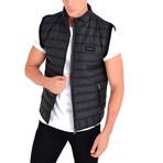 Ruben Vest // Black (XL)