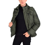 Phillip Jacket // Green (XL)