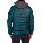 Antonio Jacket // Dark Green (2XL)