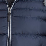 Mason Vest // Navy Blue (L)