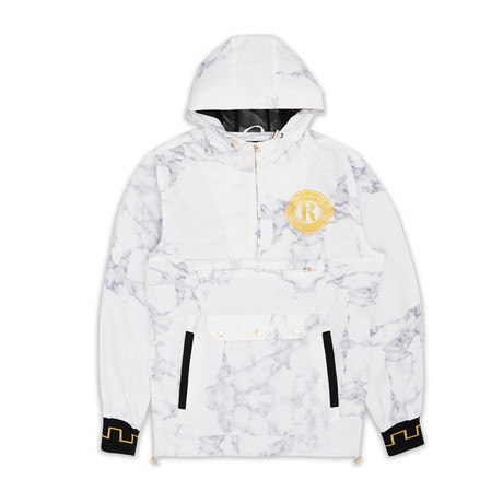 Pullover Jacket // Marble (S)