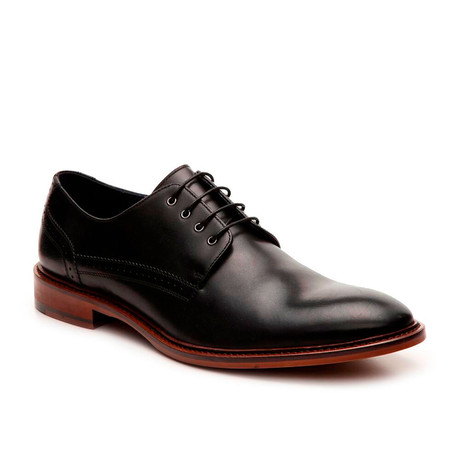 Braxton Plain Toe Derby // Black (US: 8)
