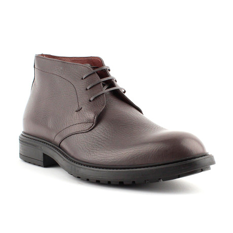 Morgan Chukka Boot // Charcoal (Euro: 40)