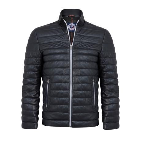 Regrow Leather Jacket // Black (XS)