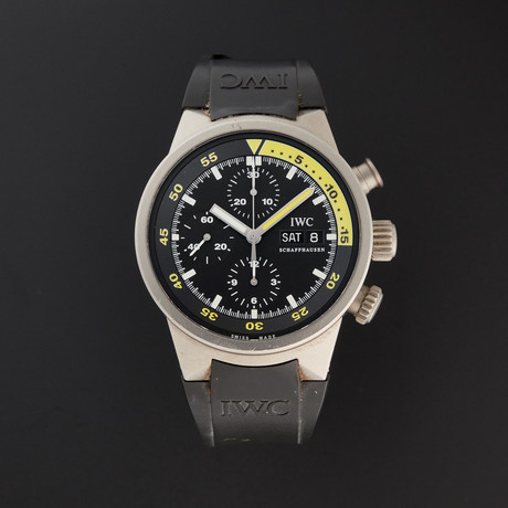 IWC Aquatimer Chronograph Automatic // IW371918 // Pre-Owned