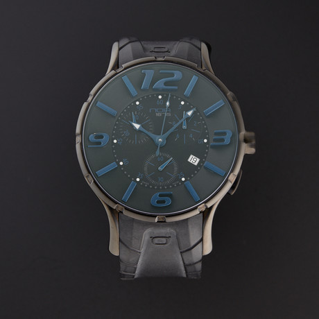 NOA IPS Chronograph Quartz // G0004WHDBK // Store Display