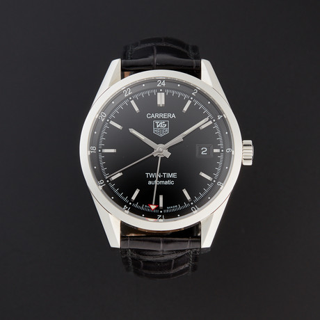 Tag Heuer Twin-Time Carrera Automatic // WV2115-0 // Pre-Owned