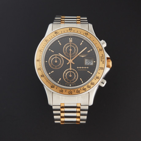 Longines Chronograph Automatic // L36015556 // Store Display