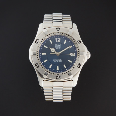 Tag Heuer Aquaracer Automatic // WK2117 // Pre-Owned