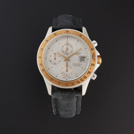 Longines Admiral Chronograph Automatic // L36015 // Store Display