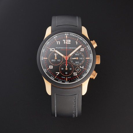 Porsche Design Dashboard PGC Chronograph Automatic // 6612.76.44.1190 // Store Display