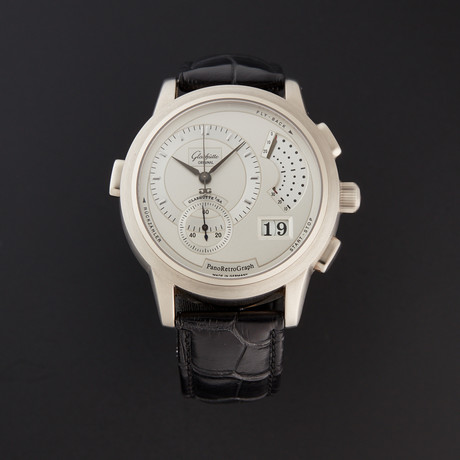 Glashütte Original Panoretrograph Flyback Chronograph Manual Wind // 60-01-02-02-06 // Store Display