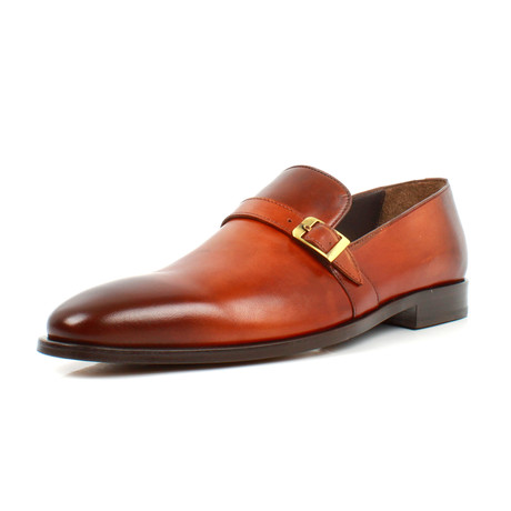 Buckle Loafers // Tobacco (Euro: 39)