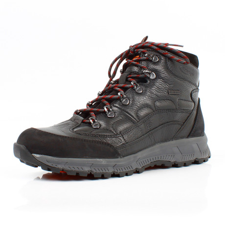 Hiking Style Boots // Black (Euro: 39)