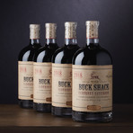 Buck Shack Bourbon Barrel Aged Cabernet Sauvignon // Set of 4