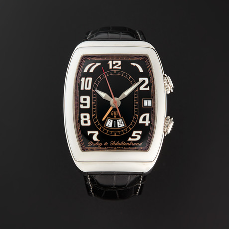 Dubey & Schaldenbrand Sonnerie GMT Automatic // GMTA/ST/BKW // 1967625 // Store Display
