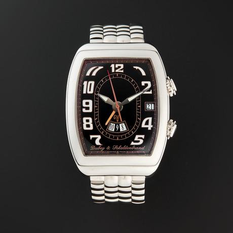 Dubey & Schaldenbrand Sonnerie GMT Automatic // GMTA/ST/BKW/BRC // Store Display