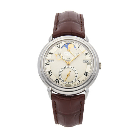 Urban Jurgensen Reference 3 Perpetual Calendar Automatic // Pre-Owned