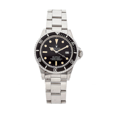 Rolex Vintage Sea-Dweller Automatic // 1665 // 6 Million Serial // Pre-Owned