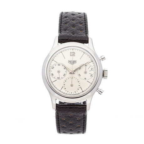 Heuer Pre-Carrera Chronograph Manual Wind // 2444 // Pre-Owned